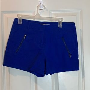 Kenneth Cole blue two pockets shorts
